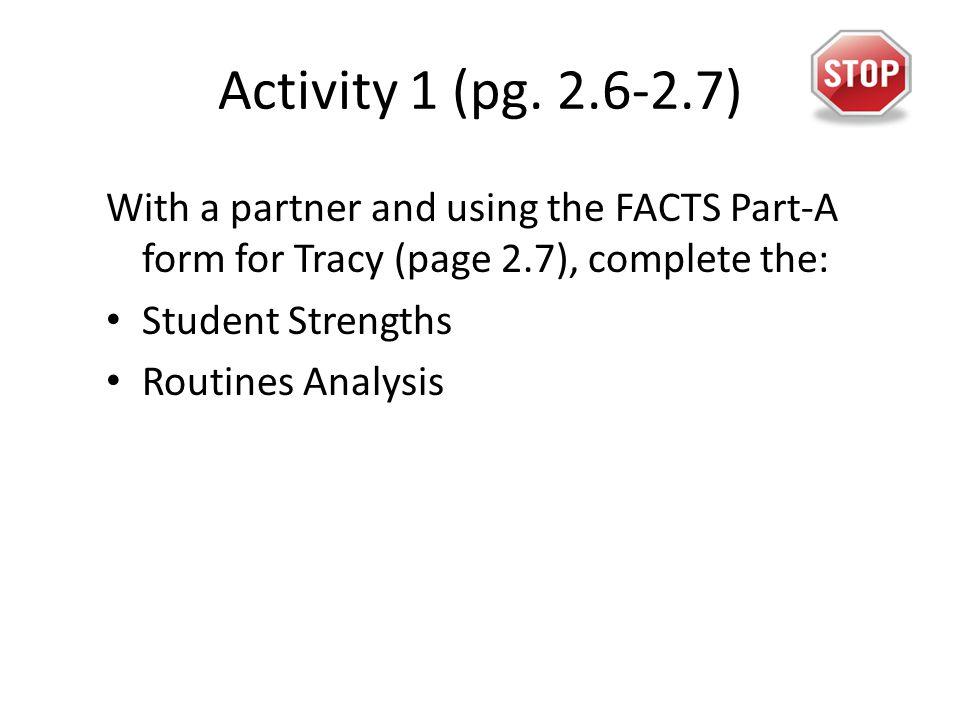 Activity 1 (pg.