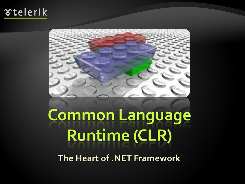 The Heart of.NET Framework