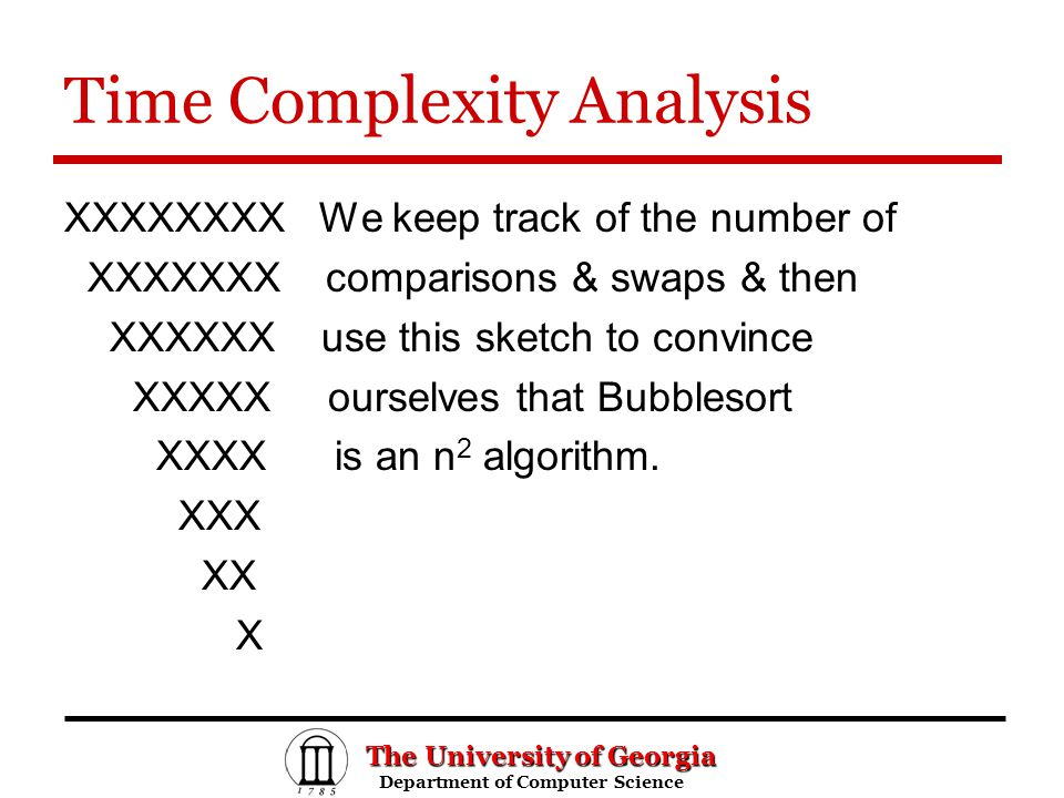 The University of Georgia Department of Computer Science Department of Computer Science Pre-test Questions & Responses What are some of the benefits of parallel computing.