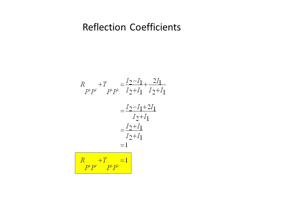 What happens when we have a complete reflection with a 180 degree phase shift, as we might have when a ray in water travels upward toward a free surface and reflects completely at the interface?