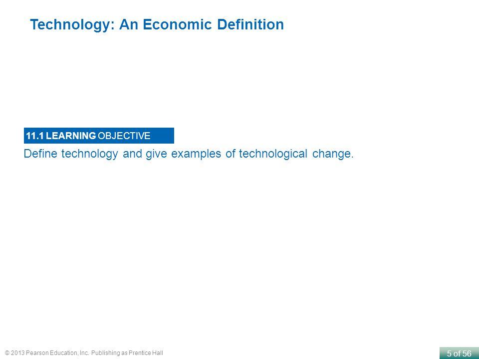 6 of 56 © 2013 Pearson Education, Inc.