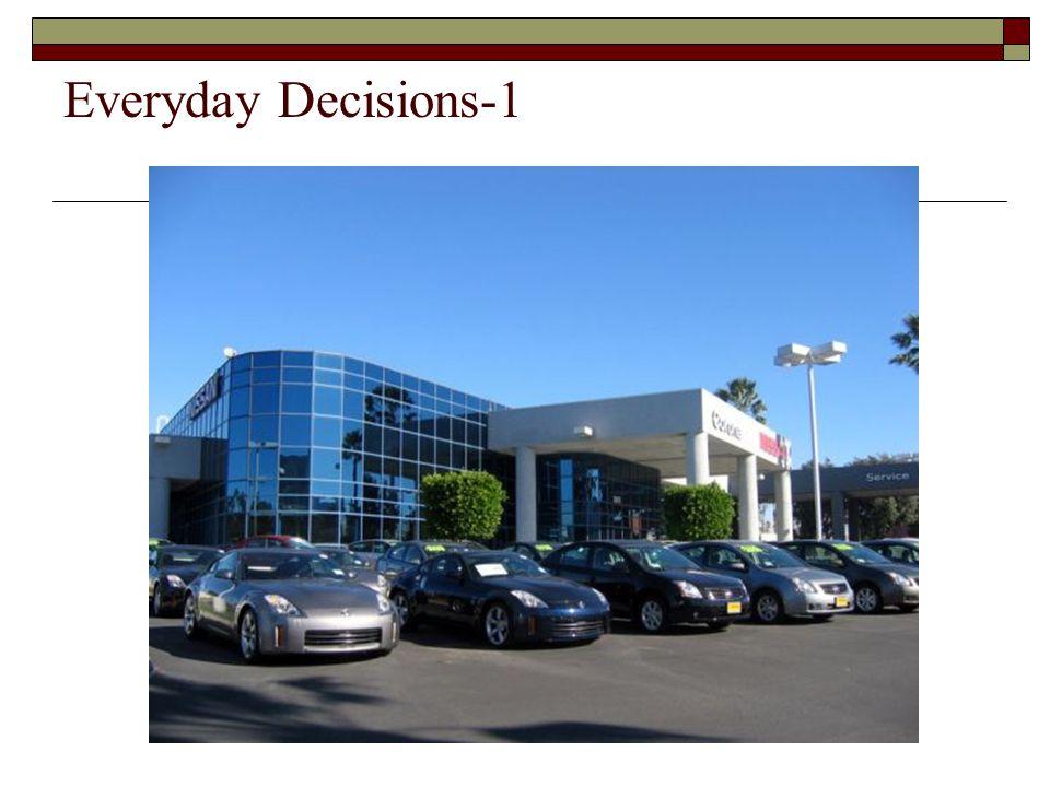Everyday Decisions-1