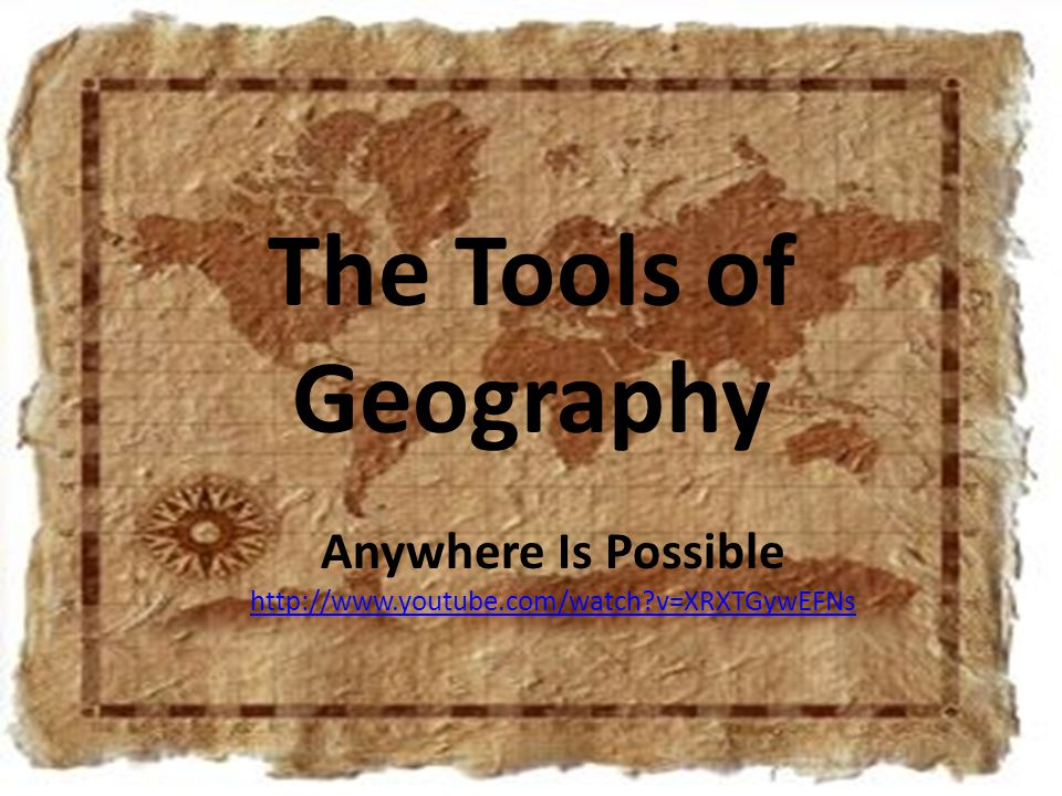 The Geographic Setting Green slides pages 11-13 brown book.