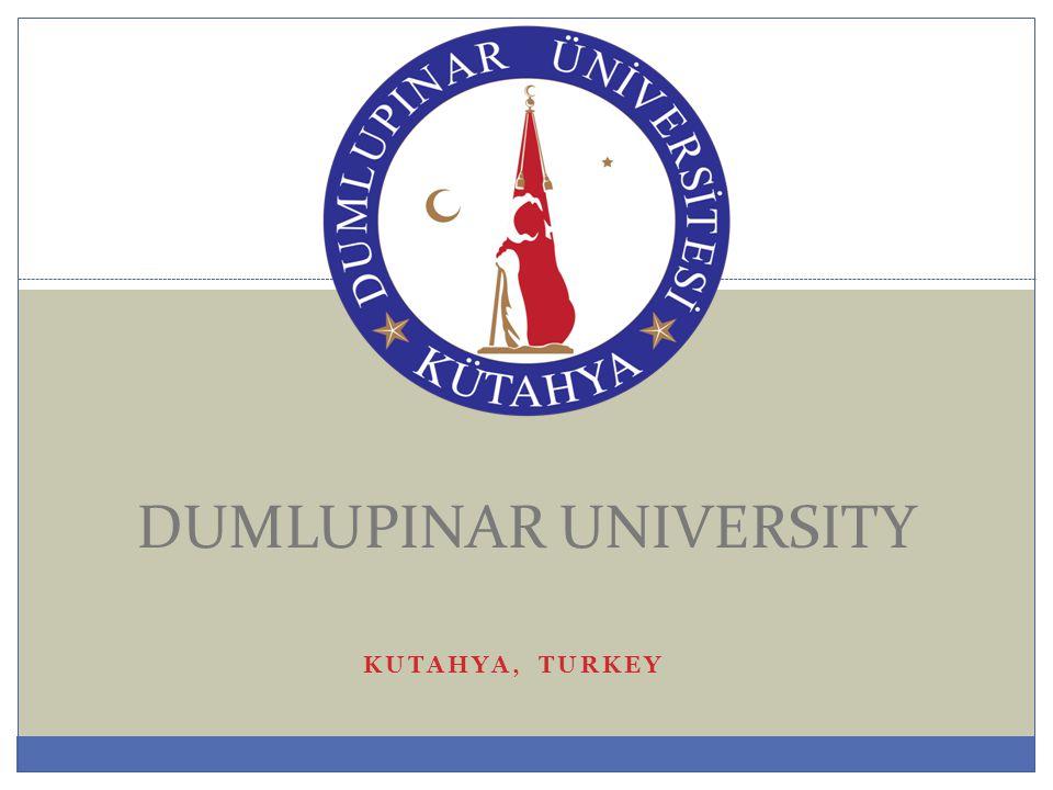 DUMLUPINAR UNIVERSITY (DPU)