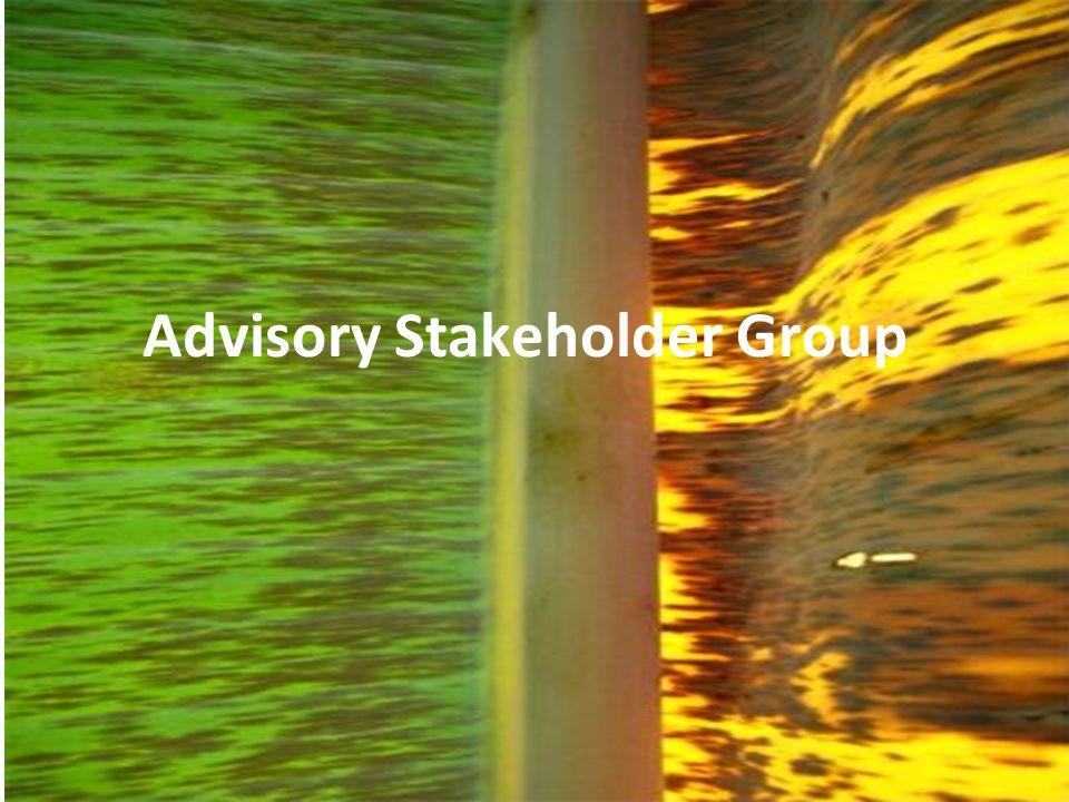 Advisory Stakeholder Group