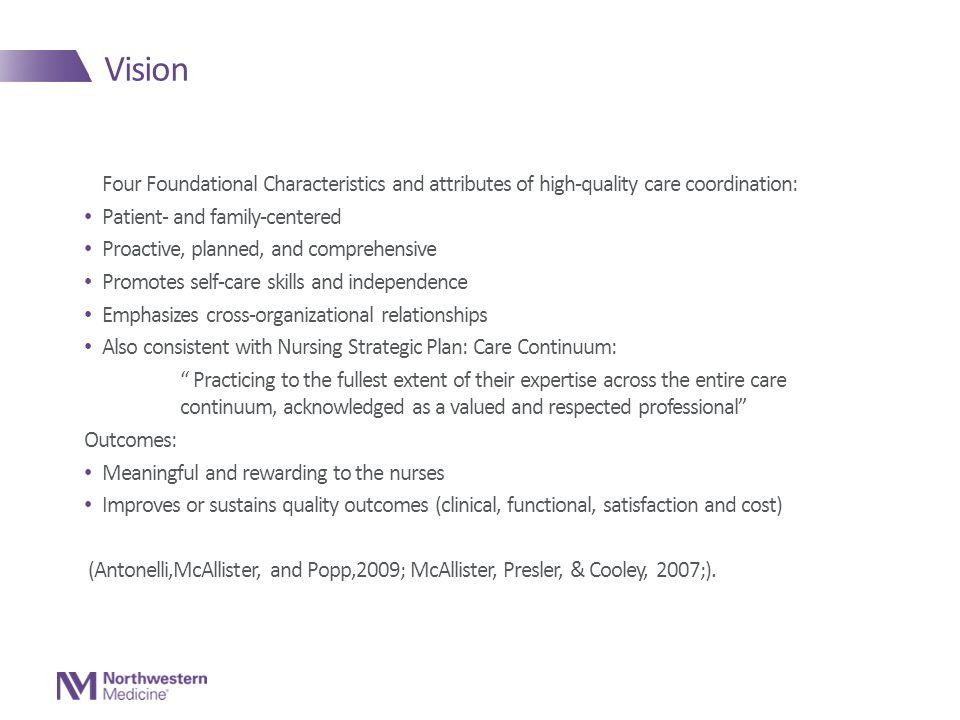 Expert nurse care coordinator