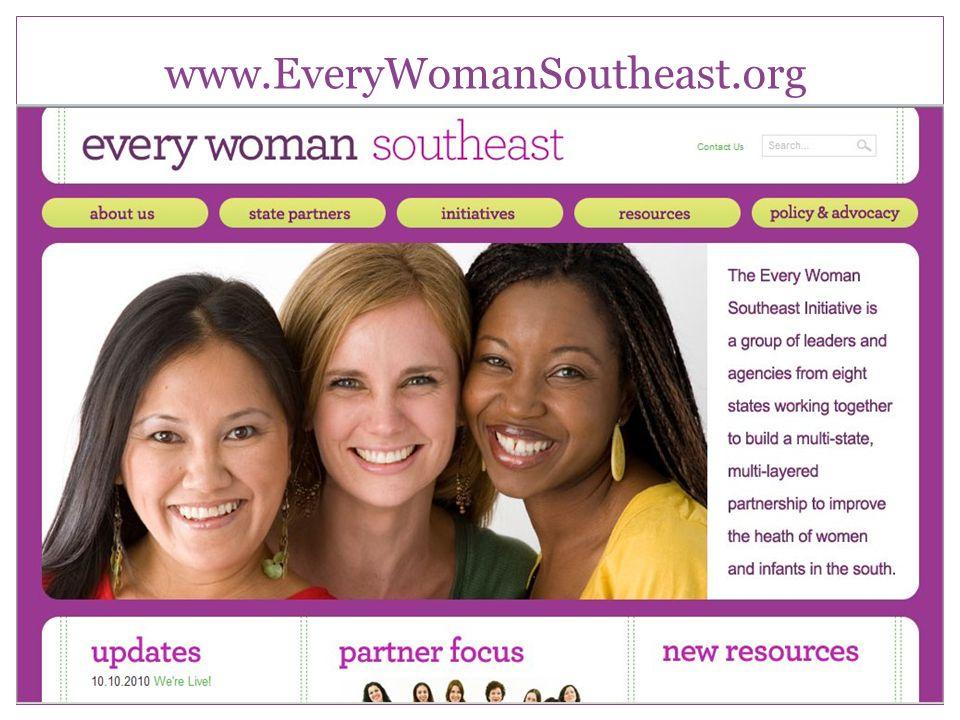 www.EveryWomanSoutheast.org