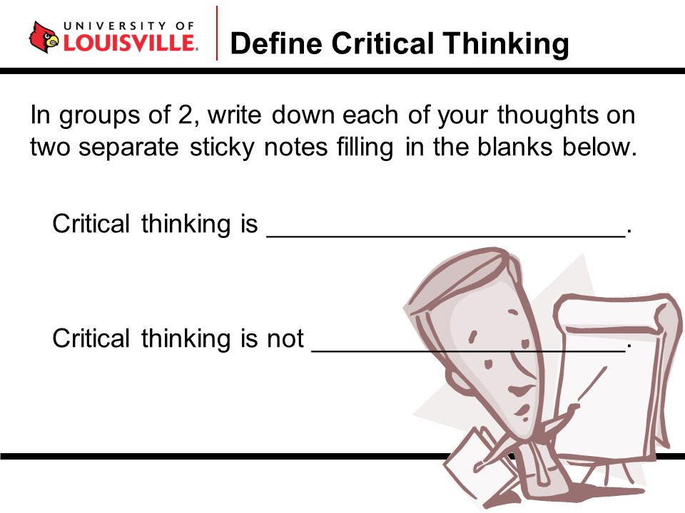 Improve Thinking: The Intellectual Traits (p.15-17) Intellectual Humility Intellectual Courage Intellectual Empathy Intellectual Autonomy Intellectual Integrity Intellectual Perseverance Confidence in Reason Fairmindedness