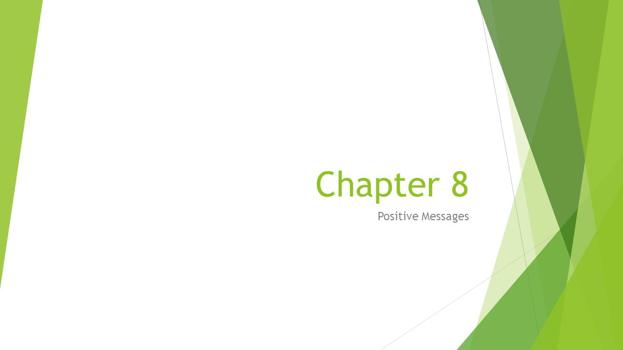Chapter 8  The Writing Process  Phase 1: Analyze, Anticipate, Adapt  Do you really need to write.
