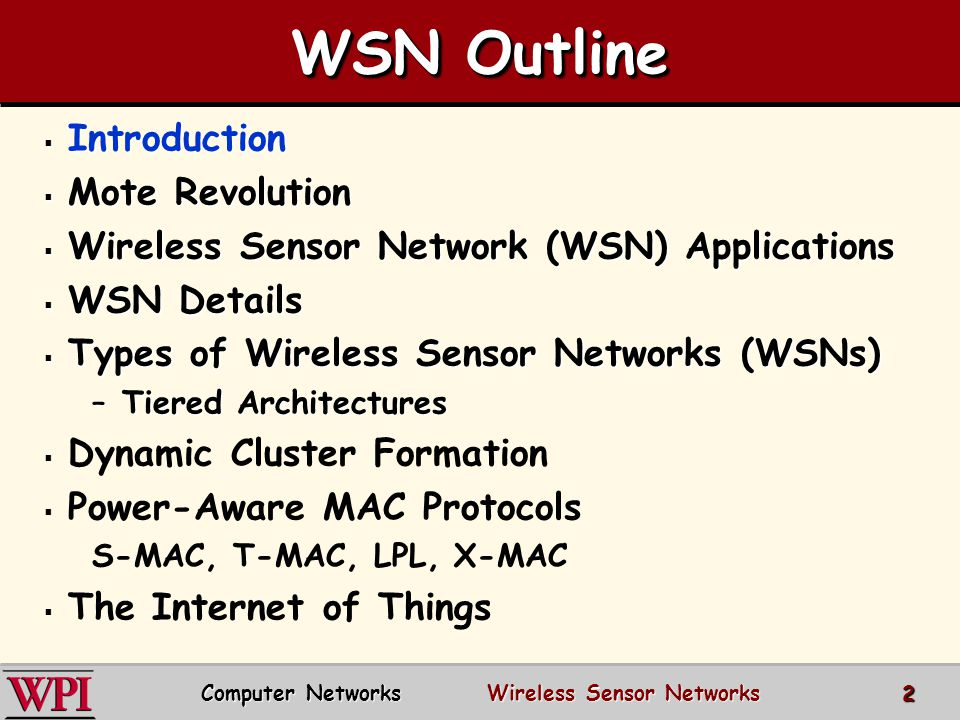 S-MACS-MAC Computer Networks Wireless Sensor Networks 43