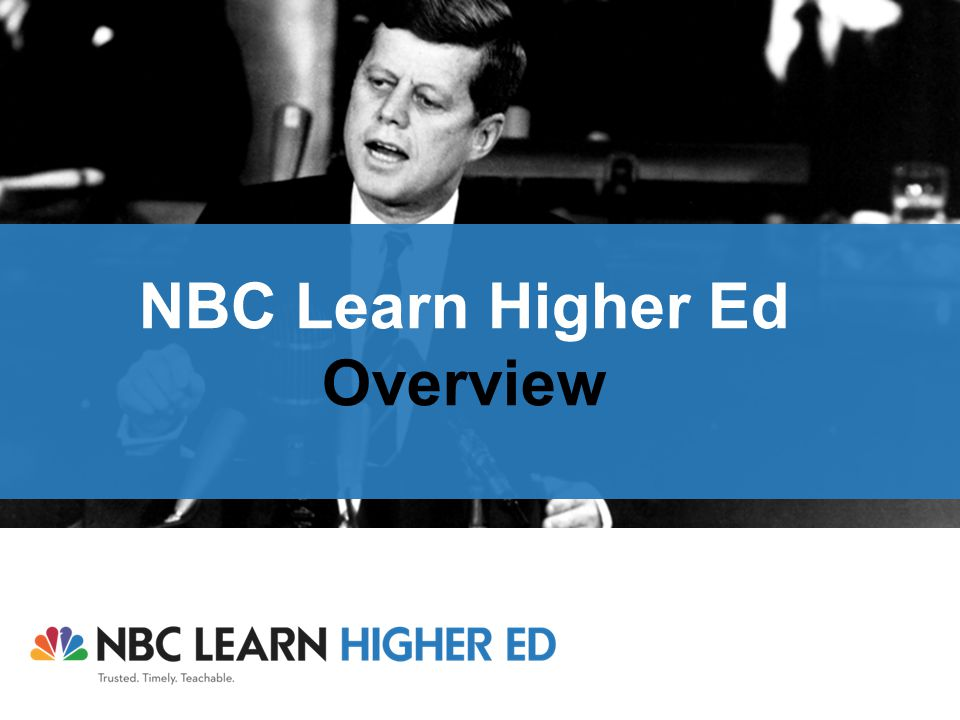 2 What is NBC Learn.