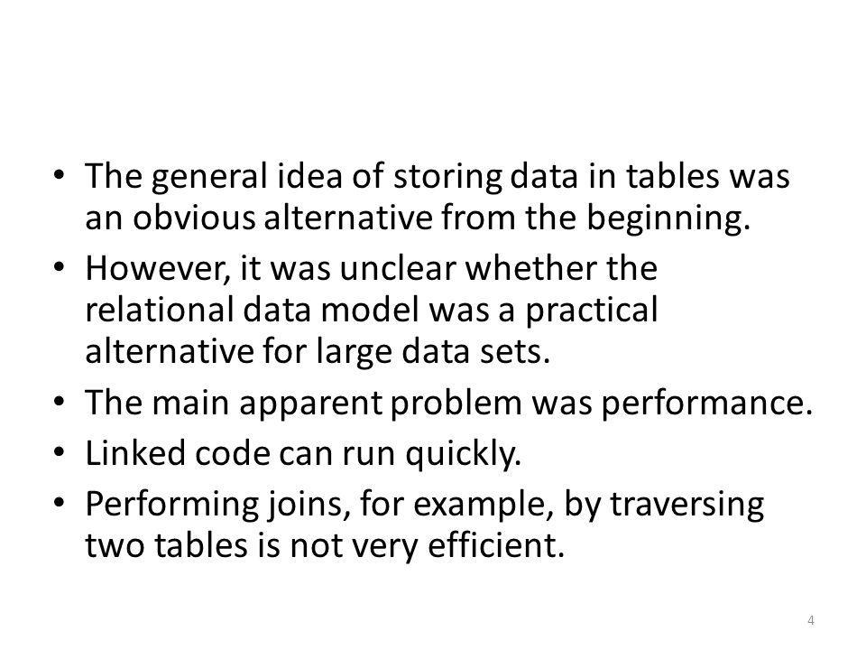 More basic questions included, What is a database? and, What should the user interface be like? E.