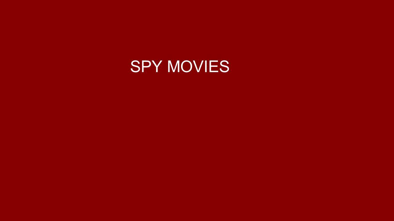 SPY MOVIES