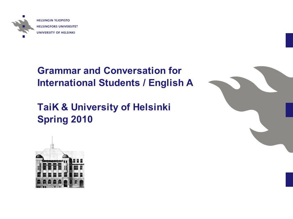 5/9/2015Kielikeskus Språkcentrum The Language Centre2 Contact details Course Instructor: Fergal Bradley tel.