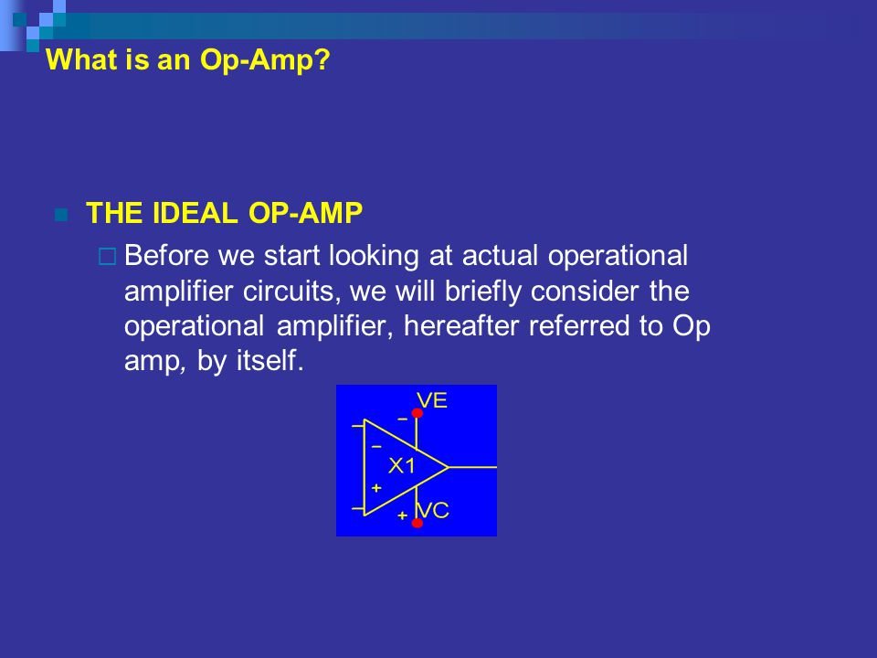 GAIN AND FREQUENCY RESPONSE  At very low frequencies, the open-loop gain of op- amp is constant, but begins to roll off at approximately 6 Hz at a rate of -6 dB/octave or -20 dB/decade An octave is a doubling in frequency and a decade is a ten-fold increase in frequency.
