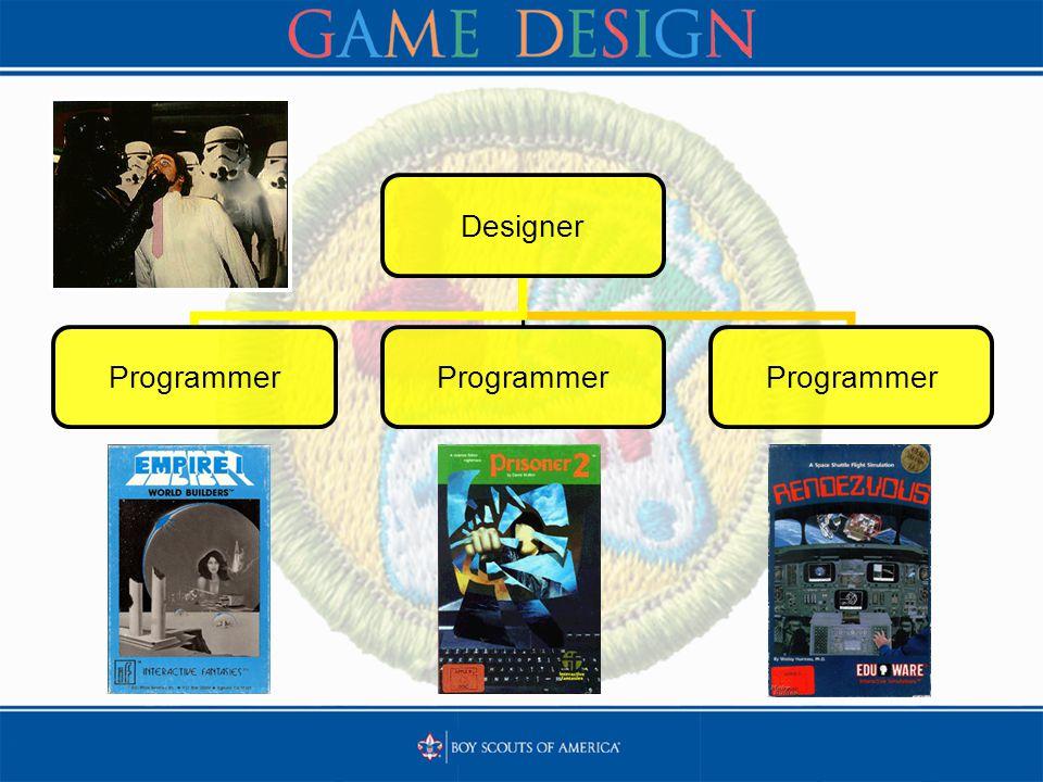 Designer Programmer