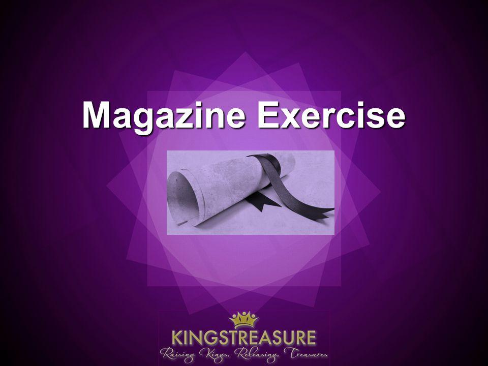 Magazine Exercise