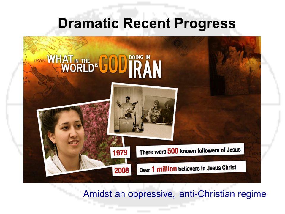 Amidst an oppressive, anti-Christian regime