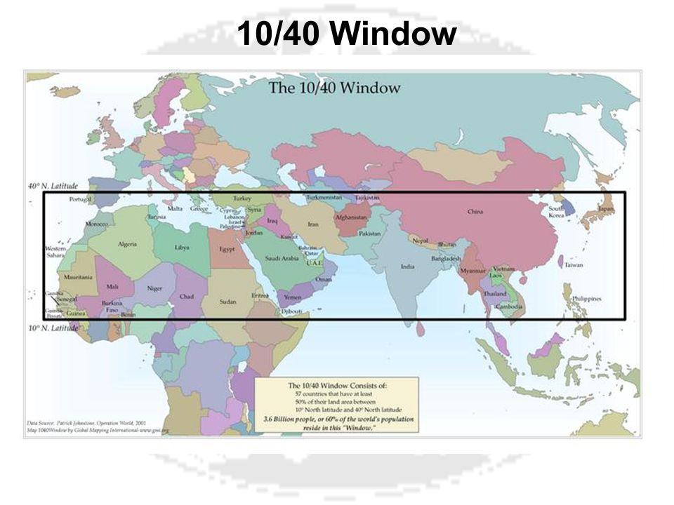 10/40 Window
