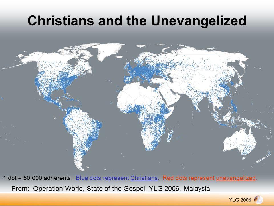 Missionary Distribution