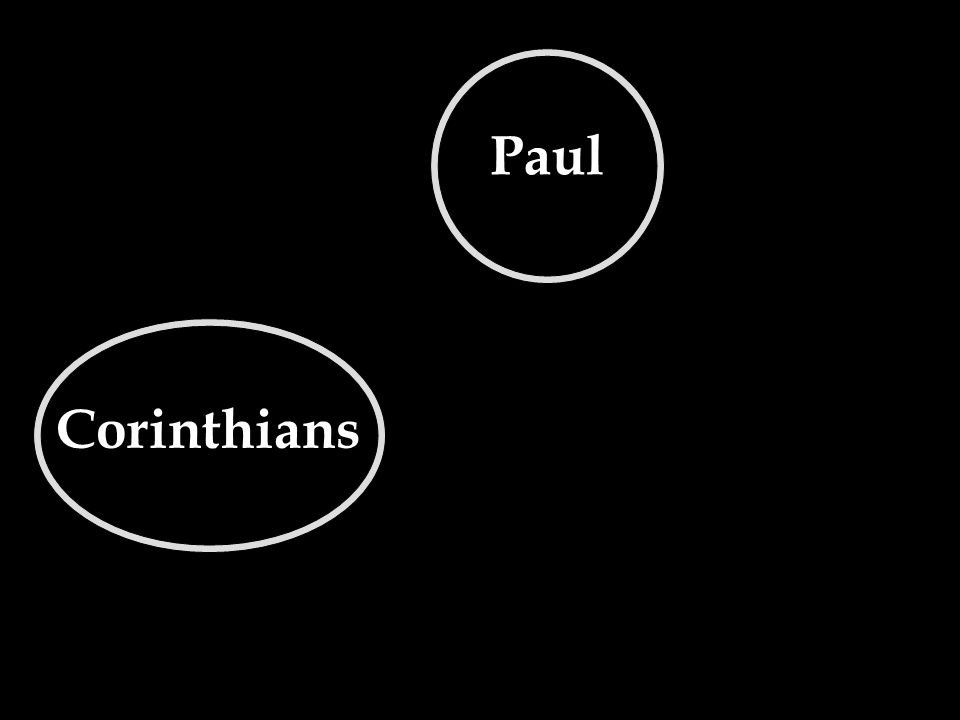 Paul Corinthians Super Apostles