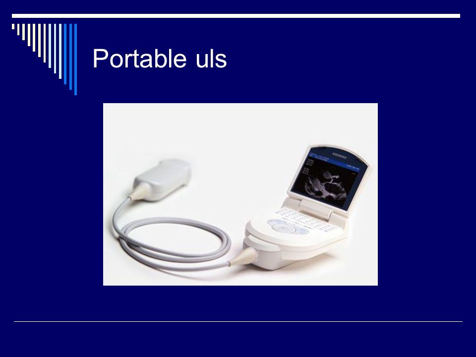 Portable uls