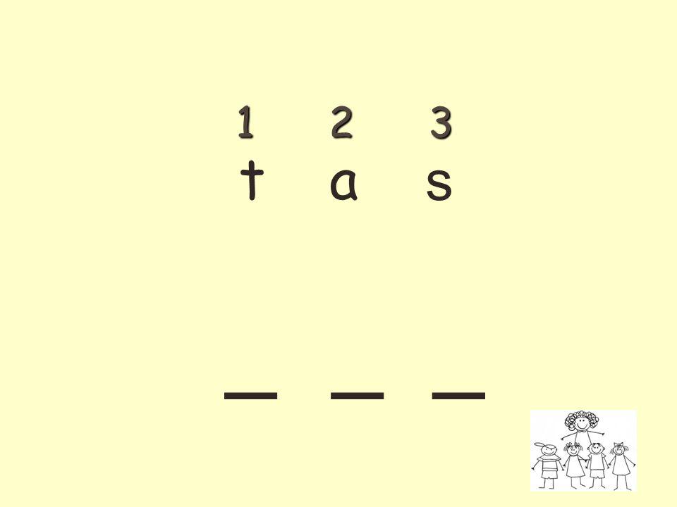 1 2 3 1 2 3 ta s ___