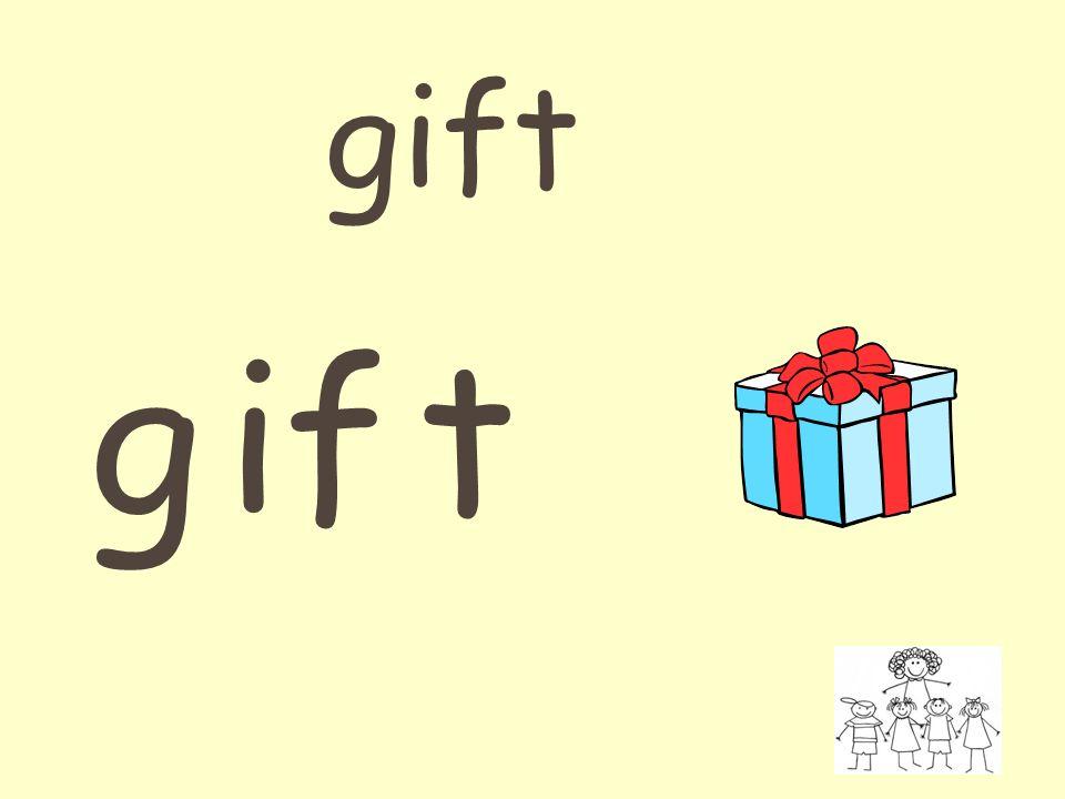git gift f