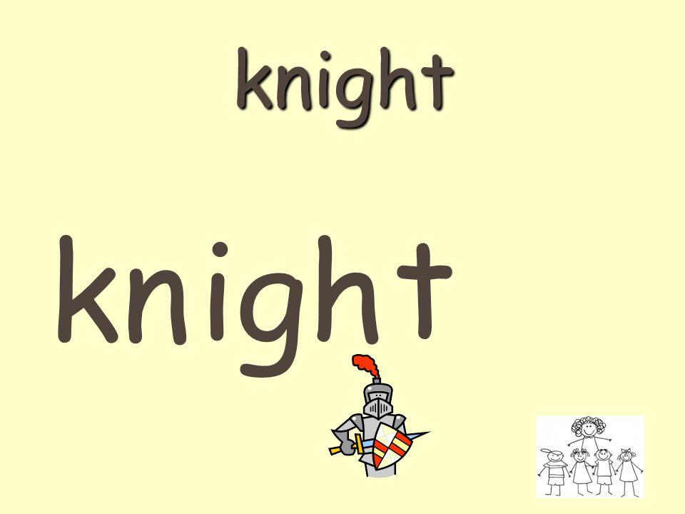knight igh t kn