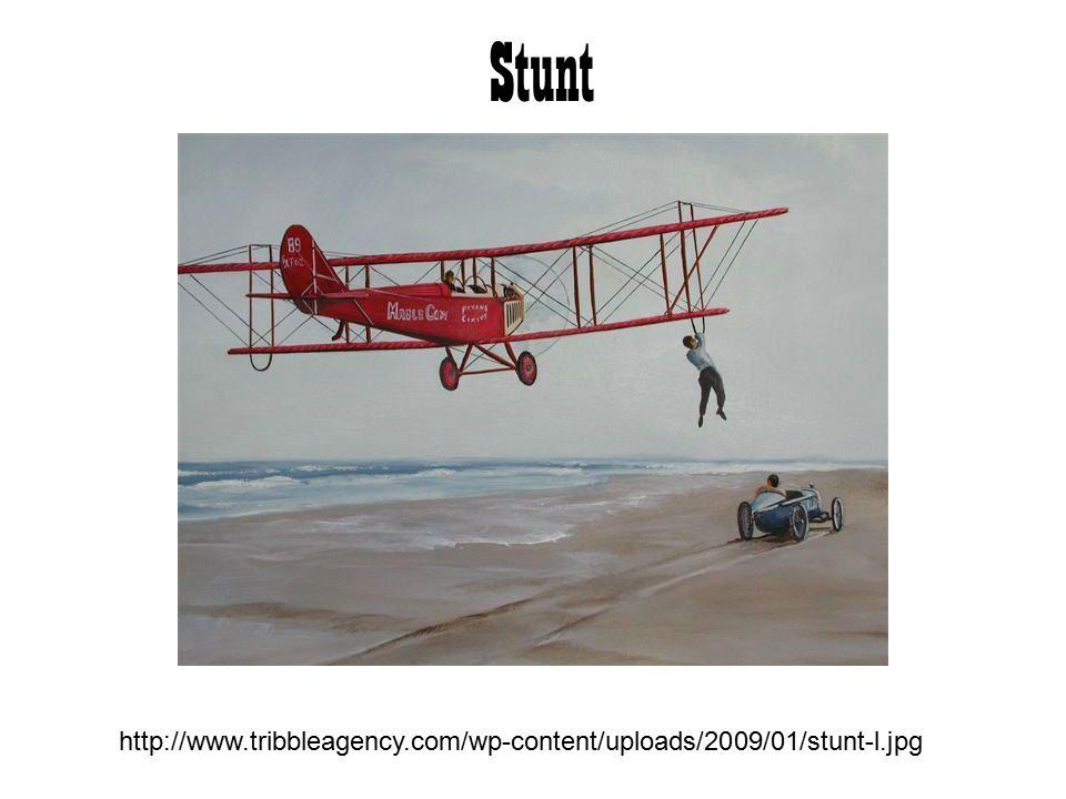 Stunt http://www.tribbleagency.com/wp-content/uploads/2009/01/stunt-l.jpg