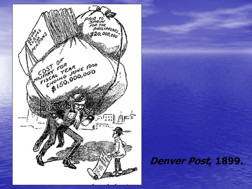 Denver Post, 1899.