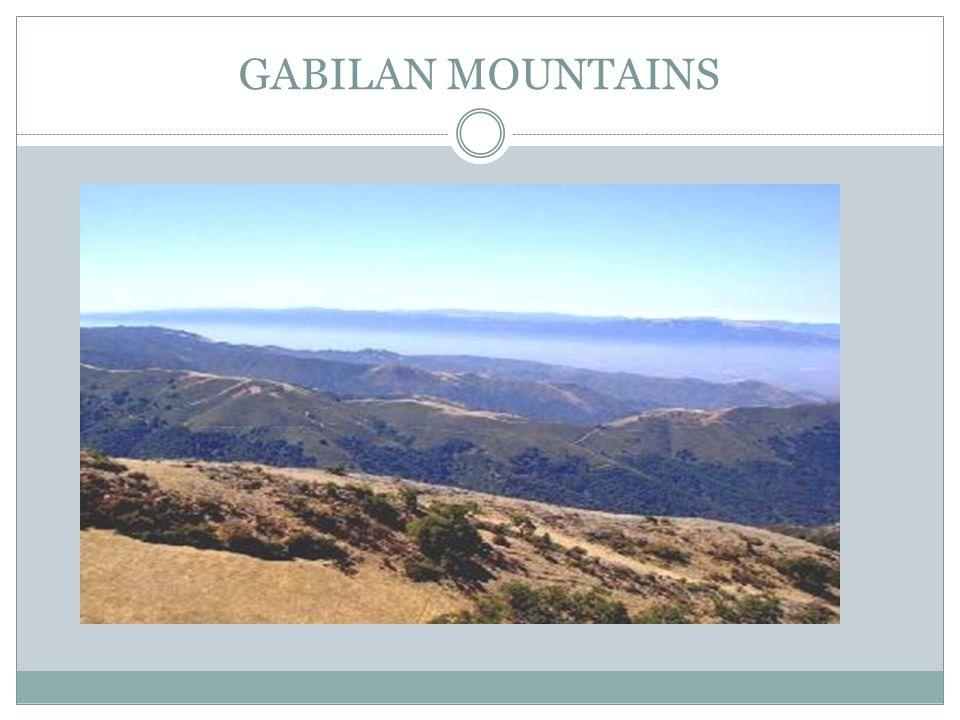 GABILAN MOUNTAINS