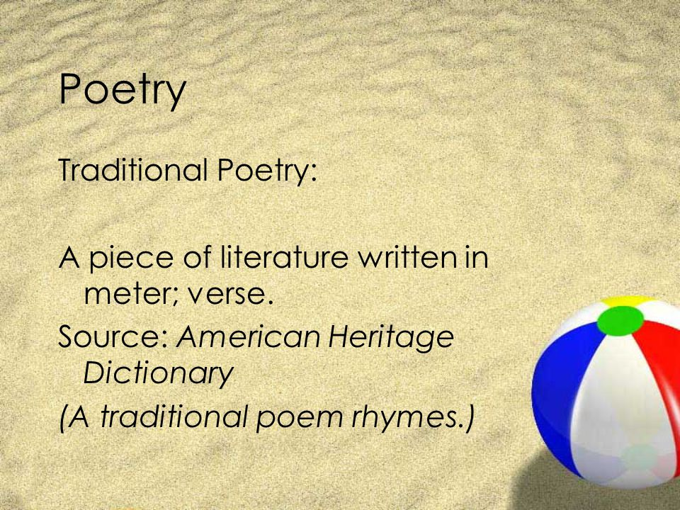 Haiku Poetry Line 1: 5 syllables Line 2: 7 syllables Line 3: 5 syllables