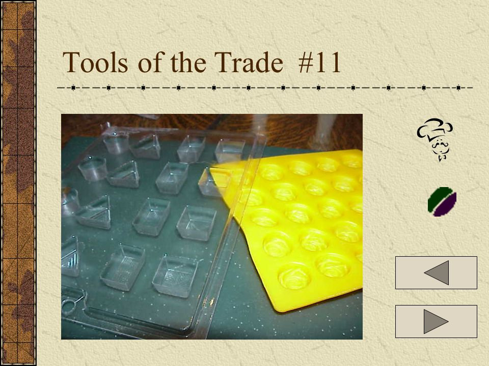 Tools of the Trade #11