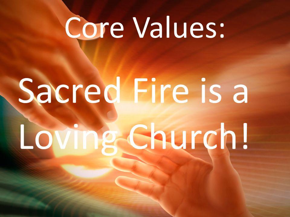 A Worshipping Church A Word Church A Loving Church