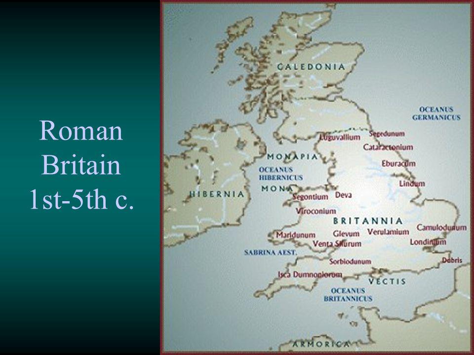 Roman Britain 1st-5th c.