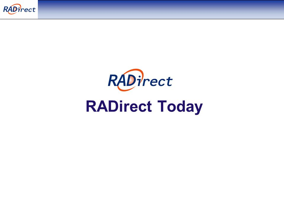 RADirect Today