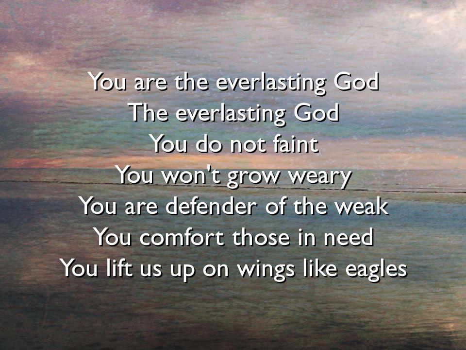 Your grace is enough Your grace is enough for me Your grace is enough Your grace is enough for me