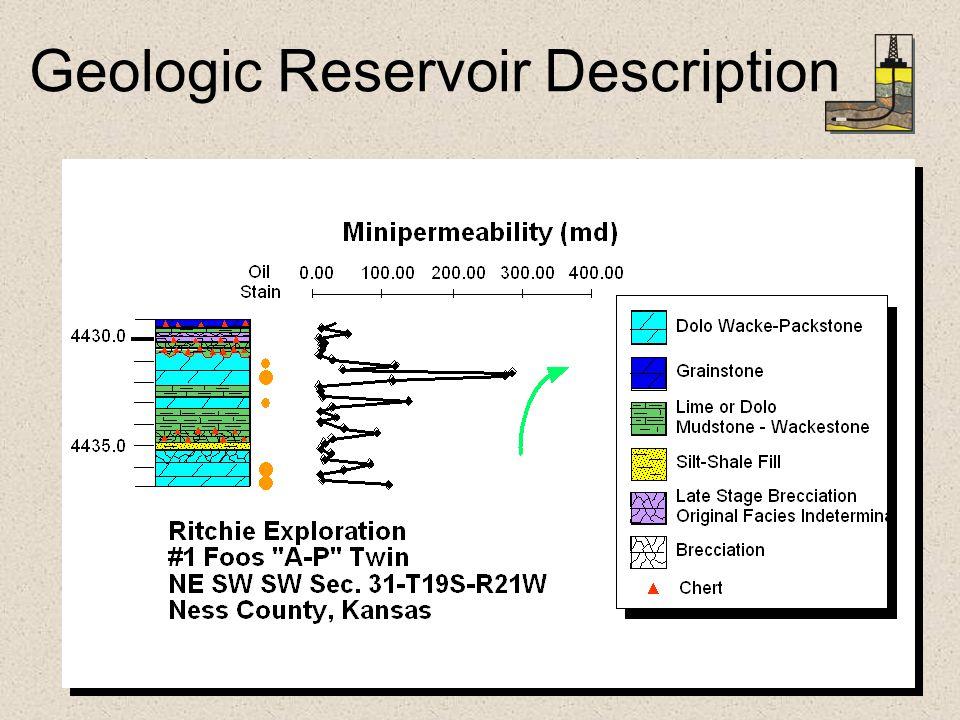 Geologic Reservoir Description
