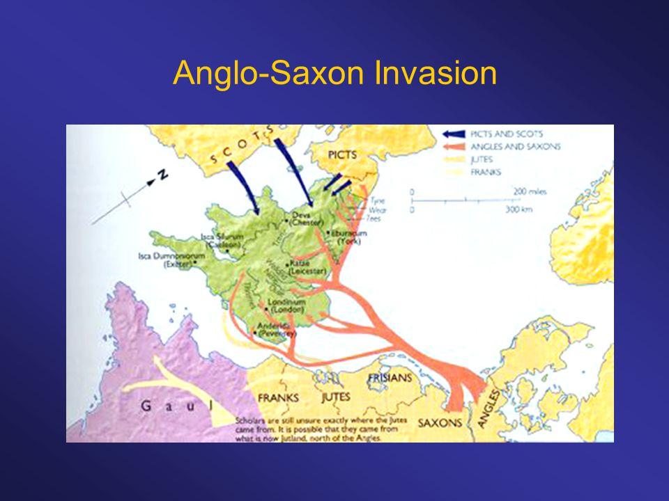 Anglo-Saxon Invasion
