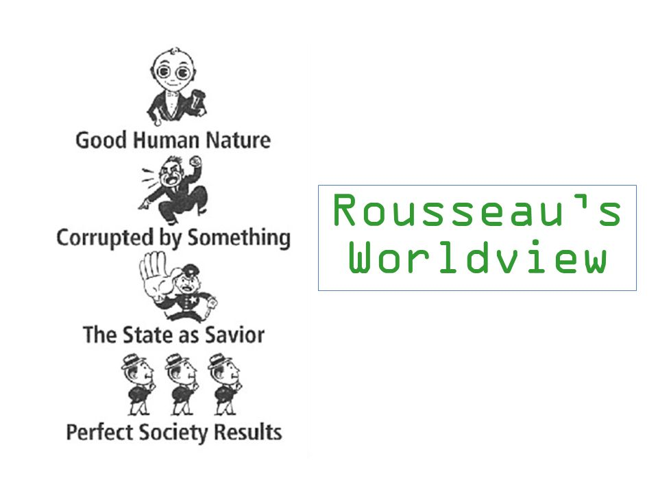 Rousseau's Worldview