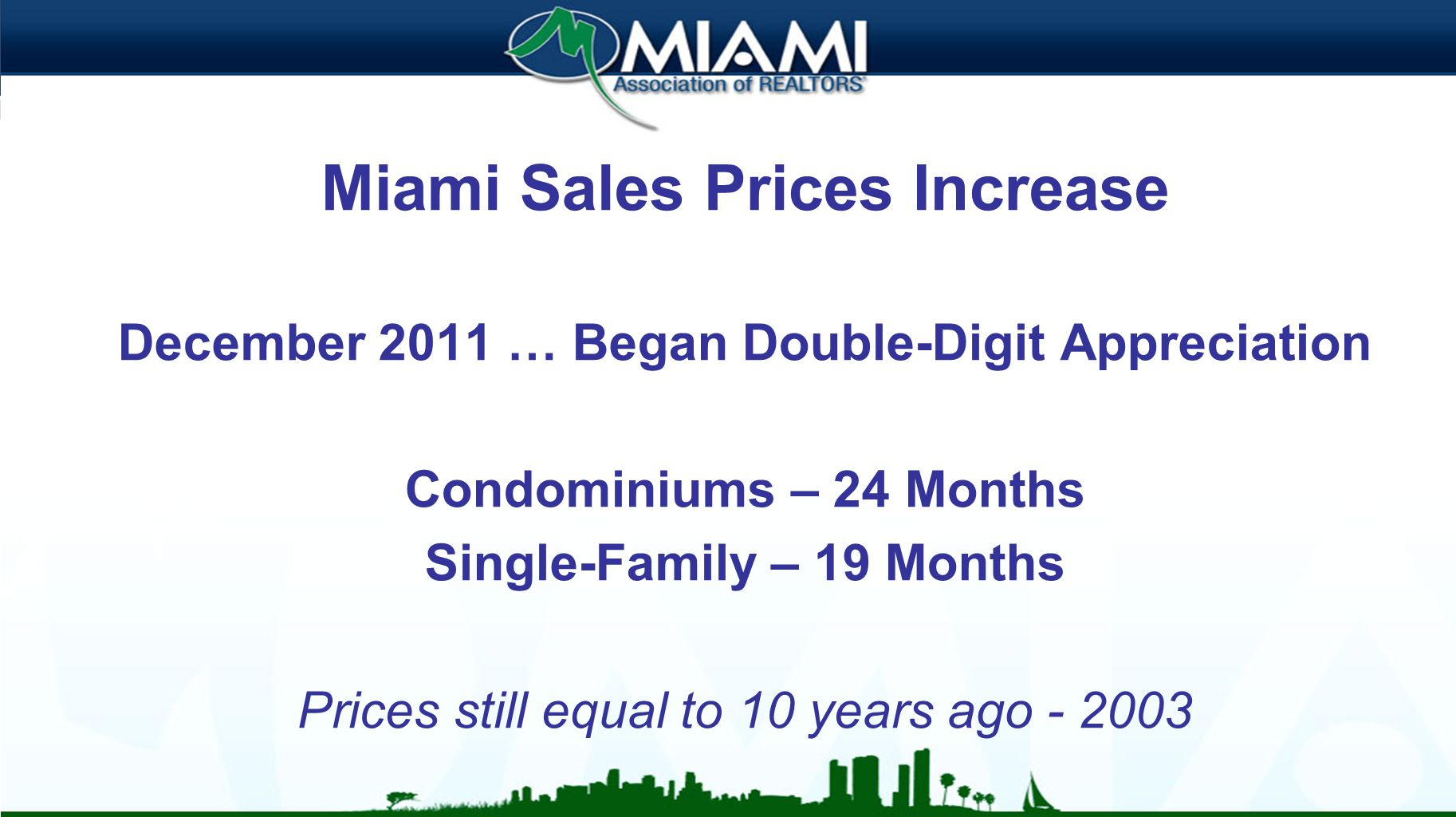 Venezuela Miami 67.4% Miami/Ft. Lauderdale 83.7%