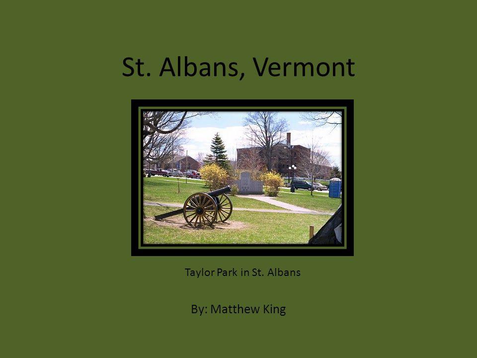St.Albans History St.