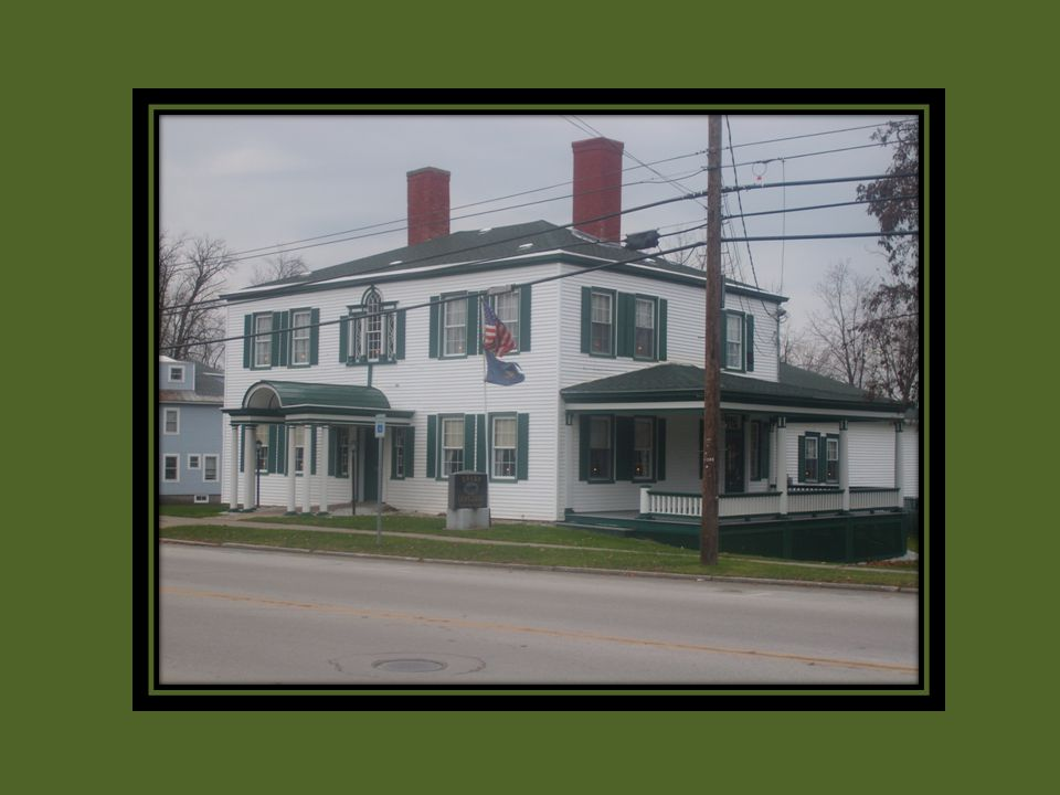 The Brady and Levesque Funeral Home is the second oldest building in St.
