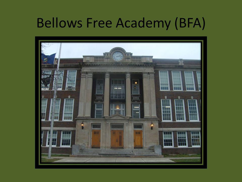 Bellows Free Academy (BFA)