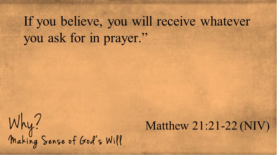 Common Reasons for Unanswered Prayer You Are Not Seeking To Please The Lord