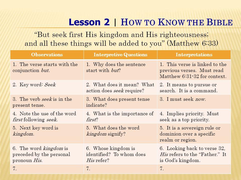 IV.God's Attributes B.God's attributes defined 1.