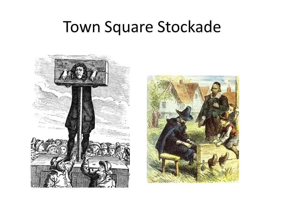 Town Square Stockade