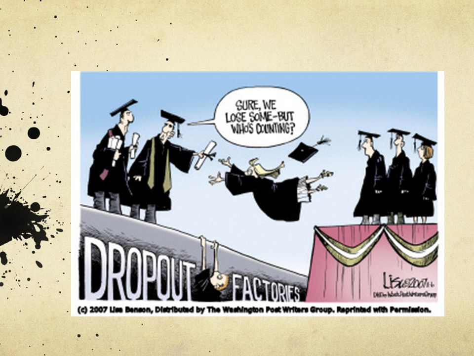 Dropout and Graduation Rate  According to an LAUSD article by Barbara Jones, staff writer, the dropout rate improved and LAUSD schools tried to keep struggling students.