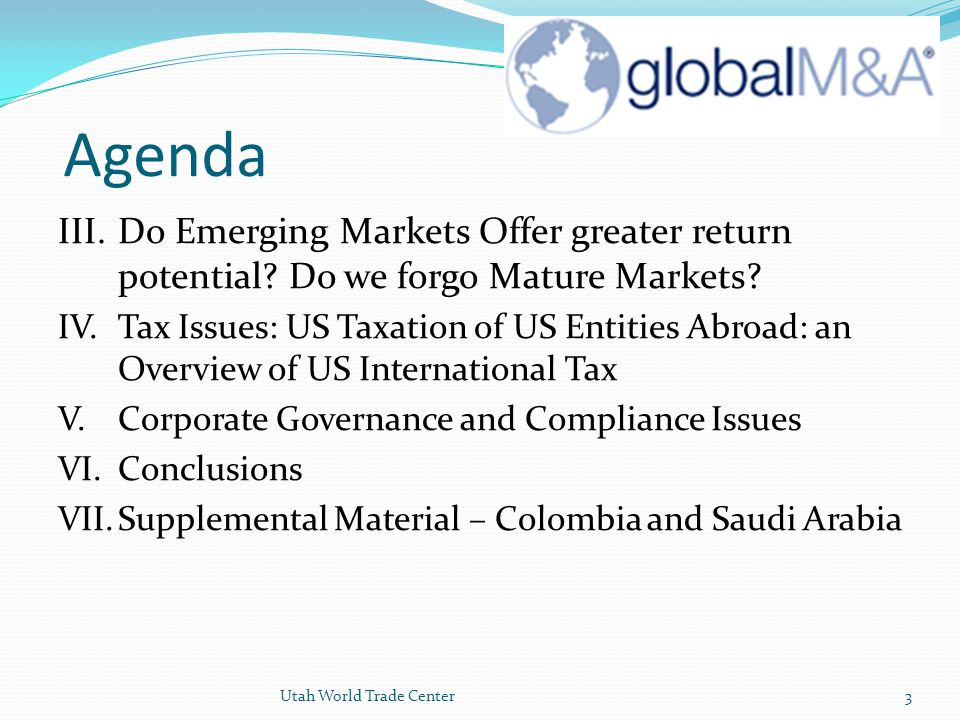 What is the trend in cross-border M & A.Taxable or Non-taxable transactions.